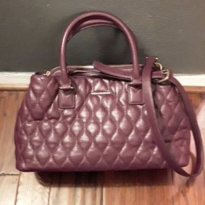 Vera Bradley Quilted Leather